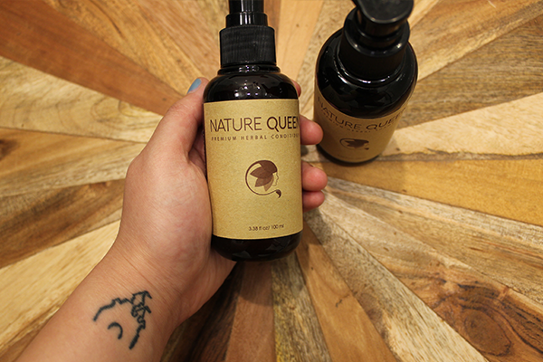 Product Review: Nature Queen Beauty Herbal Shampoo ...