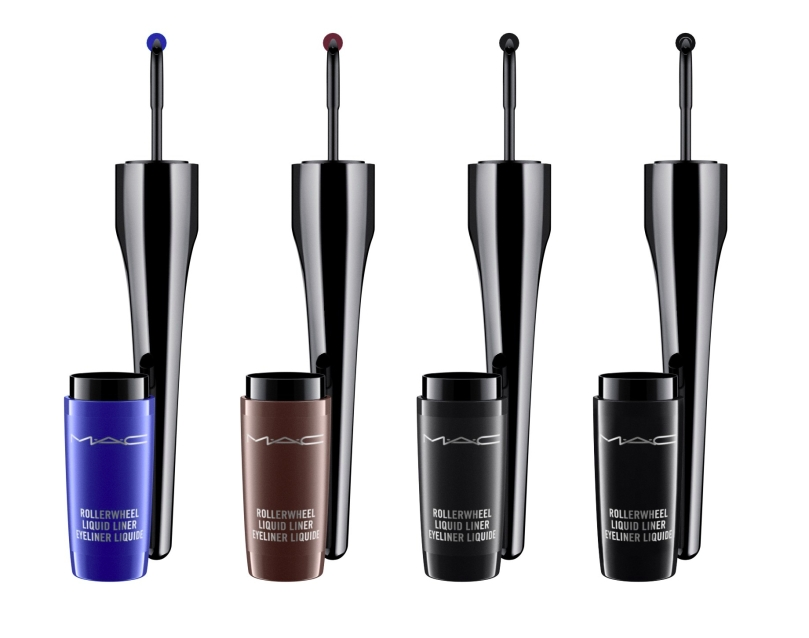 "MAC ""Rollerwheel Liquid Liner"" // $21.00"