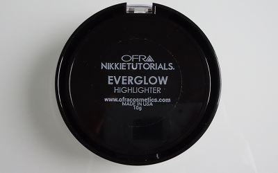Ofra x NikkieTutorials Everglow Highlighter_Back