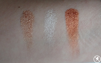 Ofra x NikkieTutorials Everglow Highlighter_Swatches (No Flash)