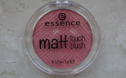 Essence Matt Touch Blush (20 Berry Me Up!) Front