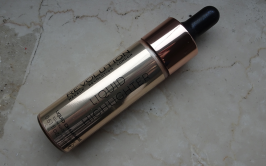 Makeup Revolution Liquid Highlighter Liquid Champagne Packaging
