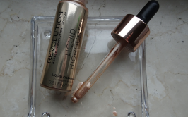Makeup Revolution Liquid Highlighter Liquid Champagne Dropped