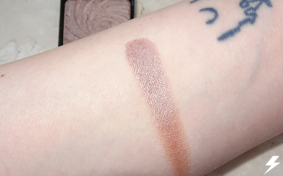 Wet n Wild Color Icon Eye Shadow Single (Nutty) Swatches Flash