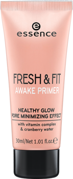 Essence Fresh & Fit Awake Primer // $5.99