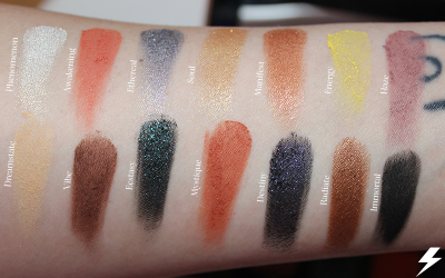 Bad Habit Aura Swatches Flash