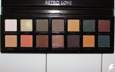 Bad Habit Retro Love Eyeshadows Flash
