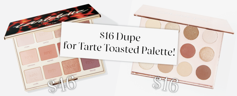 Featured Image Tarte Toasted Dupe
