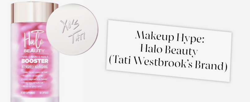 Halo Beauty Tati Westbrook HSN Booster
