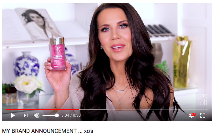 Tati // MY BRAND ANNOUNCEMENT ... xo's