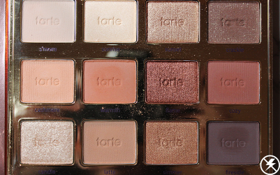 Tarte Toasted No Flash