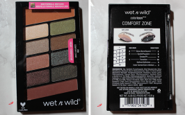 New Comfort Zone Palette Front & Back
