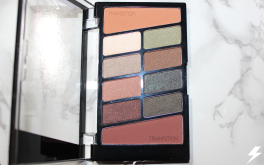New WnW Comfort Zone Palette Flash