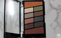 New WnW Comfort Zone Palette No Flash