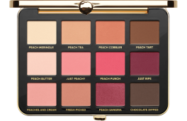 Too Faced Just Peachy Mattes ($45)