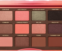 Too Faced Sweet Peach ($49)